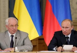 Азаров надеется в июле завершить переговоры по газу с Россией