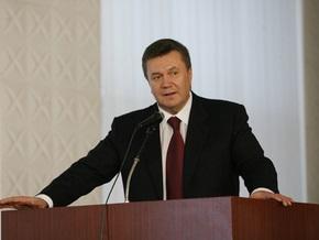 Янукович: Нужно думать, как защитить страну от этой власти
