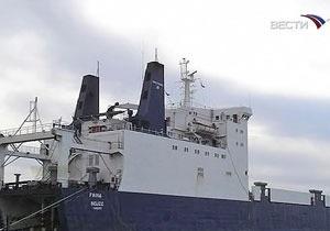 Украинские моряки в Приморье прекратили голодовку