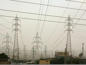 Украина сократила экспорт электроэнергии более чем в два раза