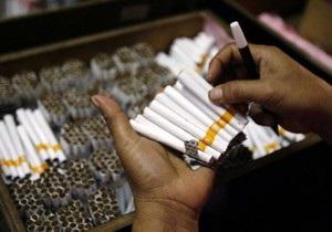 Сотрудник посольства Молдовы в Украине задержан за контрабанду сигарет