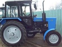 Трое россиян на тракторах вторглись на территорию Украины