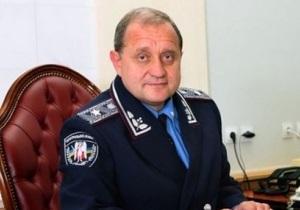 Янукович повысил Могилева до генерал-полковника