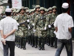 В Урумчи застрелили двух уйгуров
