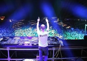 Фотогалерея: Фестиваль на миллион долларов. В Киеве состоялся Global Gathering Freedom Music-2010