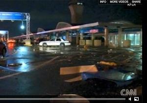 Бушующий в Сент-Луисе торнадо напомнил очевидцам фильмы ужасов