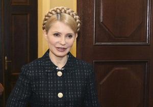 Тимошенко: Общественное движение защиты Украины ширится