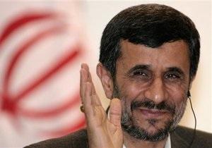 Янукович поздравил Ахмадинежада и еще шестерых президентов с праздником Навруз