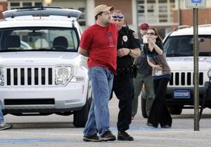 Мужчина, открывший стрельбу на территории колледжа в США, сдался журналистам