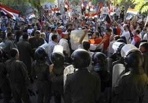 ХАМАС выступает в поддержку сирийской оппозиции