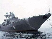 Российские военные корабли отправились в Японию