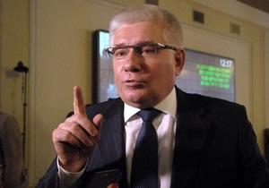 Дело Тимошенко - ЕСПЧ - Партия регионов - Чечетов - Регионал: Решение ЕСПЧ  - не основание для освобождения Тимошенко