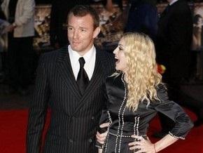 Мадонна и Гай Ричи решили, с кем останутся дети после развода