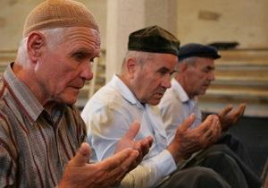Могилев: Крымскотатарcкий язык могут объявить в Крыму региональным
