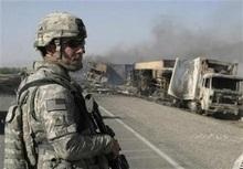 Нападение на военную базу США в Афганистане: погибли девять человек