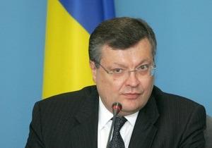 Грищенко заявил, что главсанврачу РФ стоит извиниться за высказывания об украинской продукции