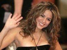 Шакира отметила день рождения в Москве