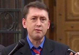 Мельниченко отказался сообщить, придет ли он сегодня на очную ставку с Кучмой