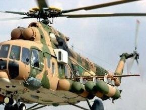 В Пакистане сбили военный вертолет