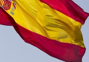В столице Испании полицейские протестуют против сокращений зарплаты