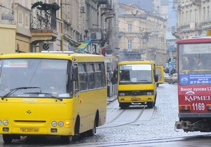 Во Львове водителей маршруток обязали ездить в форме