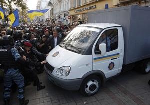 Страны Вышеградской четверки обеспокоены арестом Тимошенко