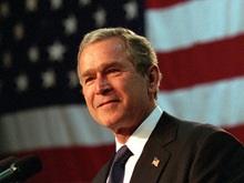 Буш намерен решить проблему Ближнего Востока до января