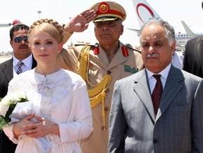 Тимошенко готова отдать ОПЗ ливийцам