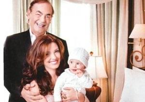 Бывшая Мисс Украина Александра Николаенко родила мужу-миллиардеру дочь