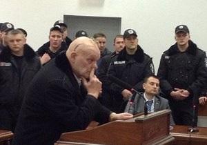 Свидетель по делу об убийстве Щербаня признался, что не был знаком ни с Тимошенко, ни с Лазаренко