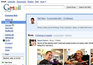 Пользователи Gmail смогут отправлять вложения размером до 10 Гбайт