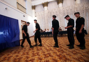 В Украине будет открыто три избирательных участка по выборам парламента Молдовы