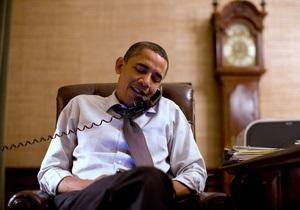 Выборы в США: Обама позвонил предполагаемому новому спикеру Палаты представителей