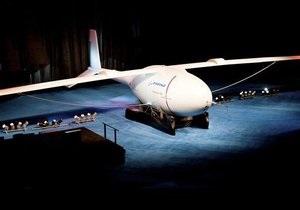 Boeing представил беспилотник, способный держаться в воздухе без подзарядки четверо суток