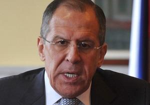 Лавров: Переговоры по ПРО с Западом продвигаются медленно
