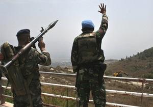 ВВС Израиля нанесли ответный удар по Ливану