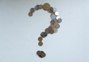 Зарплата в конвертах - В Украине хотят привлекать к ответственности за получение зарплат в  конвертах