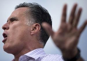 Ромни не стал извиняться перед избирателями Обамы, которых могли оскорбить его слова