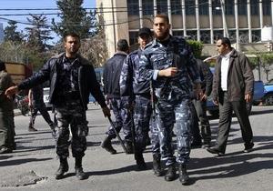 В секторе Газа прогремел взрыв близ представительства ООН
