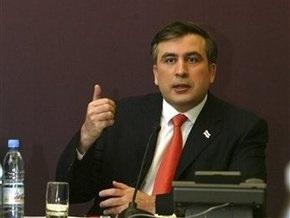 Саакашвили предложил провести внеочередные выборы в местные органы власти
