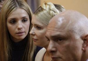 СМИ: Тимошенко и ее семья в состоянии выплатить только 1% от суммы, определенной судом