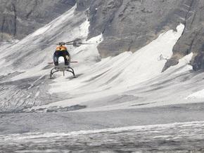 В Альпах разбился итальянский вертолет: погибли два человека