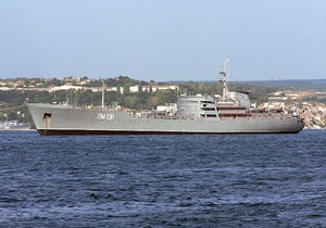 Минтранс Украины опроверг информацию о бедствии российского судна в Черном море