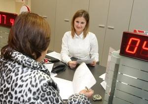 В украинских банках обслуживают более 131 млн клиентов