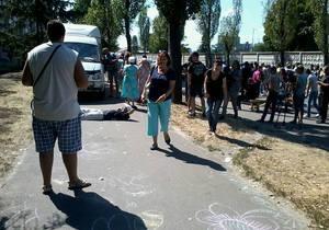 Киевская милиция призывает граждан решать споры с застройщиками  без нарушения общественного порядка