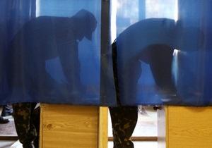Регионал заявил в милицию об аномальной миграции в избирательных округах