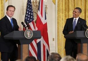 Кэмерон не исключает, что британские военные начнут покидать Афганистан уже в 2011 году