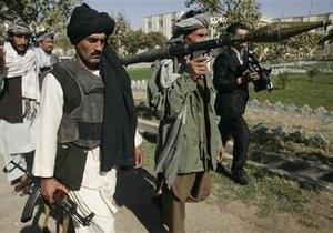Австралийские военные уничтожили одного из лидеров Талибана в Афганистане