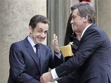 Саркози назвал Киев настоящей европейской столицей