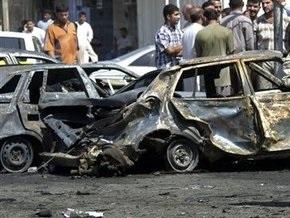 В Багдаде взорвался заминированный автомобиль: погибли 35 человек
